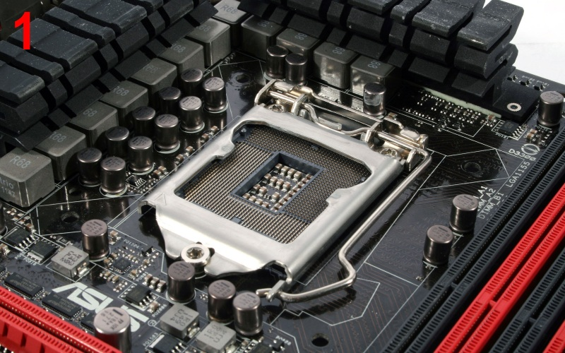 Руководство По Разгону Процессора Intel Core I7-4770k