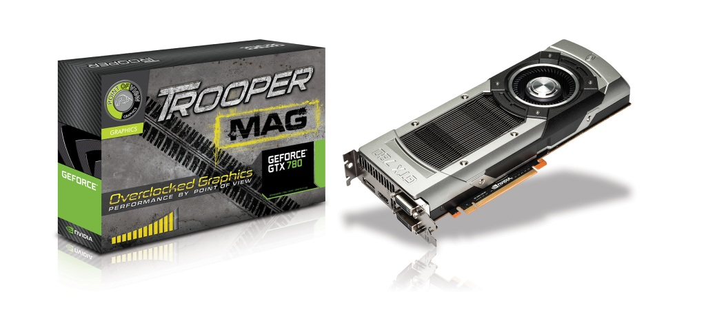GeForce Trooper GTX780 MAG