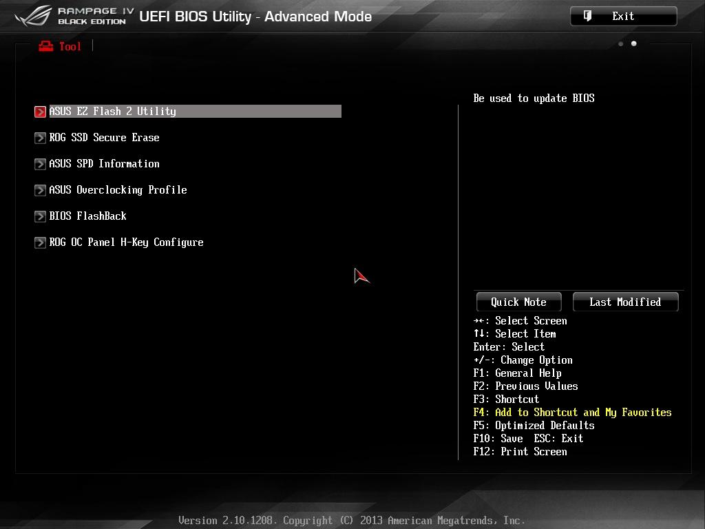 Обзор материнской платы ASUS ROG Rampage IV Black Edition
