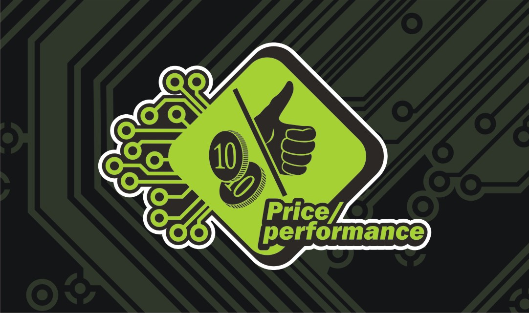 Price-perfomance