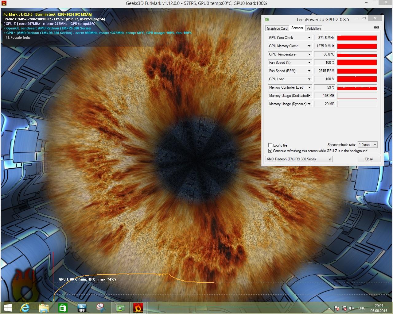 Обзор видеокарты ASUS Radeon R9 380 STRIX Gaming