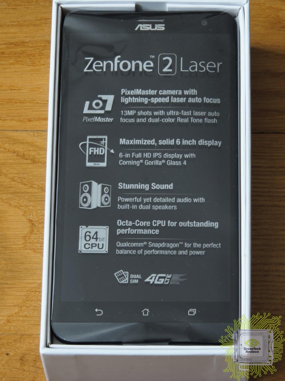 инструкция пользователя смартфона асус зенфон 2