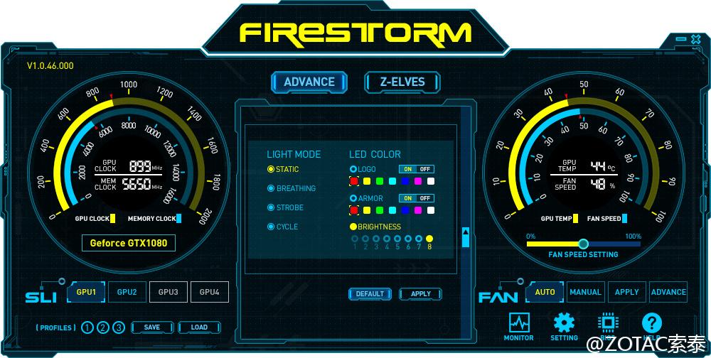 ZOTAC-FireStorm-GTX-1000-2