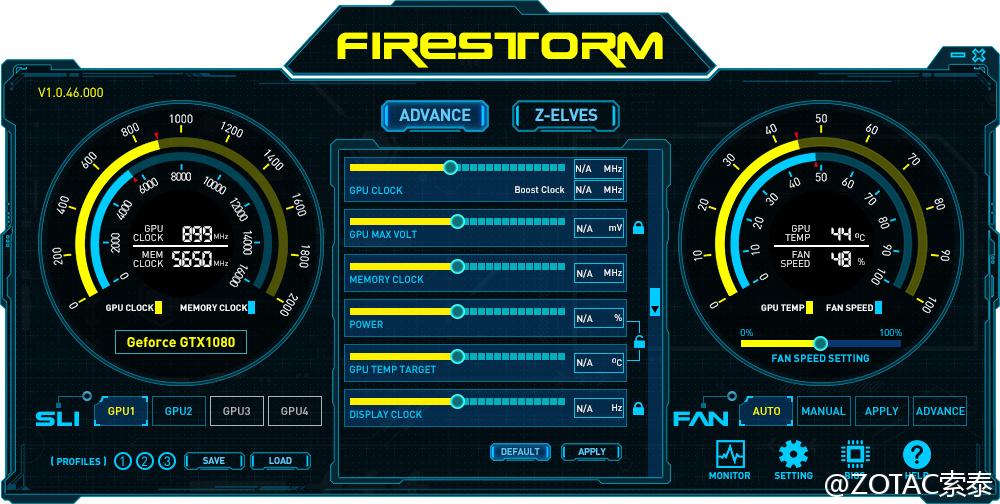 ZOTAC-FireStorm-GTX-1000-3
