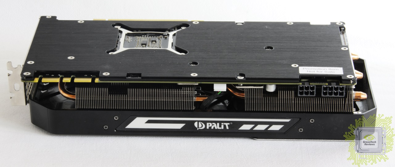 Обзор видеокарты Palit GeForce GTX 1070 Ti Super JetStream