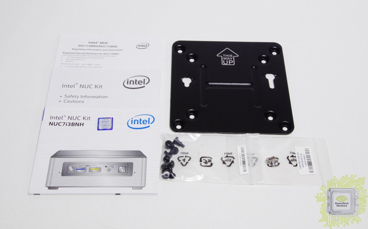 Обзор платформы для мини-ПК Intel NUC7i3BNH (Core i3-7100U