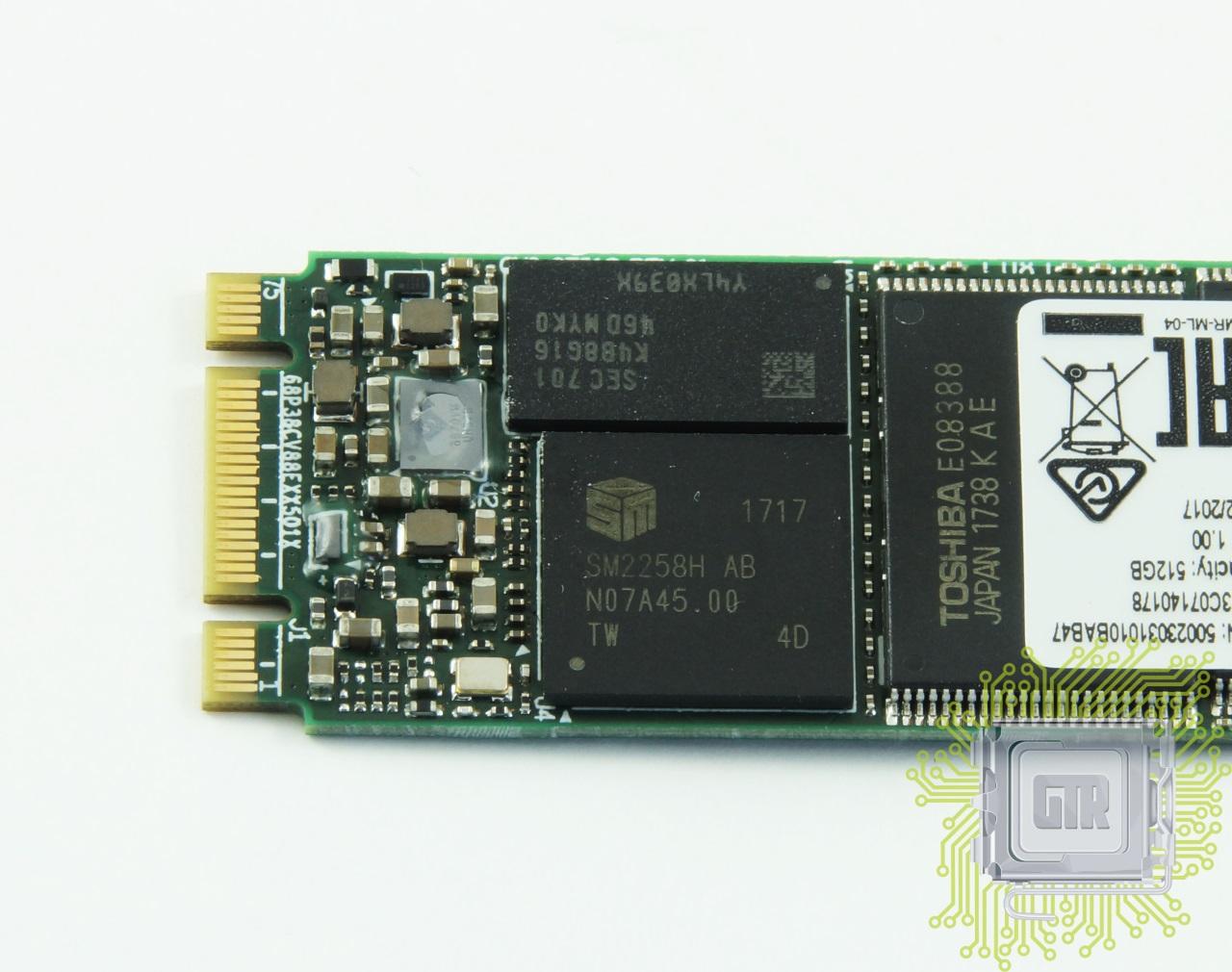 Обзор SSD-накопителя Plextor PX-512M8VG (512 ГБ, M 2 SATA 6