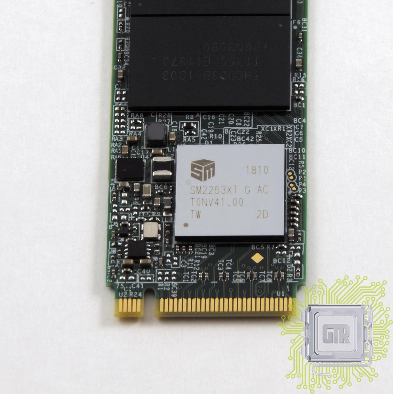Обзор SSD-накопителя Transcend TS256GMTE110S (256 ГБ, M 2