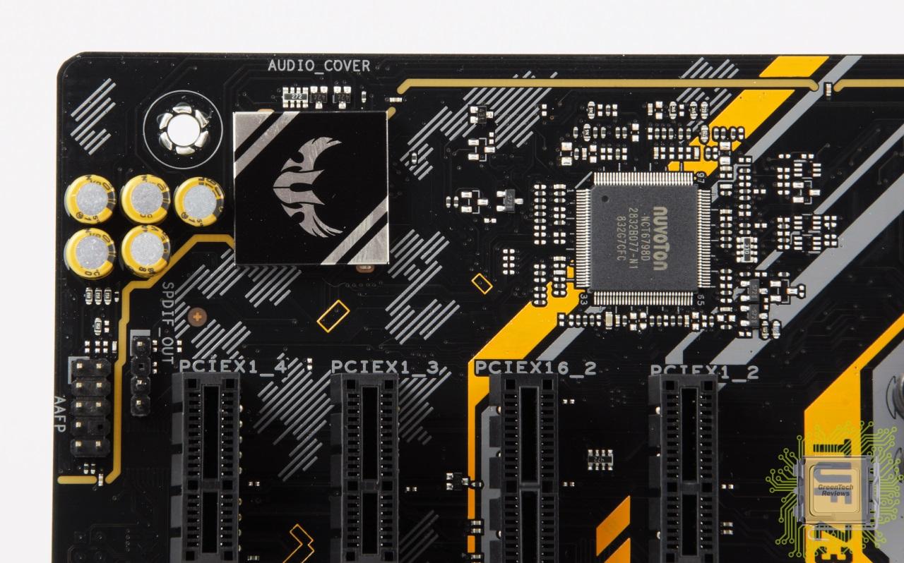 Обзор материнской платы ASUS TUF Z390-Plus Gaming